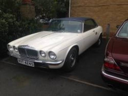1978 Daimler Doublesix XJ12c  81k miles dry stored 30 years  For Sale (picture 1 of 6)