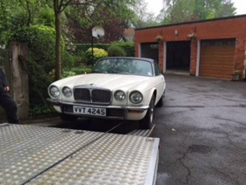 1978 Daimler Doublesix XJ12c  81k miles dry stored 30 years  For Sale (picture 4 of 6)