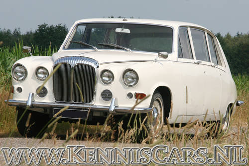 Daimler 1970 420 Limousine For Sale (picture 2 of 6)