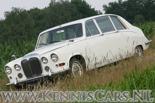 Daimler 1970 420 Limousine For Sale (picture 5 of 6)