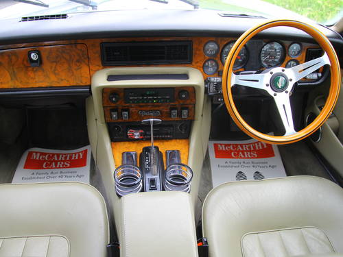 1992 Daimler Double Six Series III V12 5.3 Auto For Sale (picture 6 of 6)