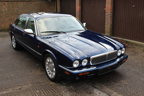 2003  Daimler Super V8  32k miles 'Final Fifty' Production run For Sale (picture 1 of 6)