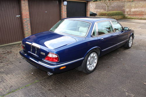2003  Daimler Super V8  32k miles 'Final Fifty' Production run For Sale (picture 2 of 6)