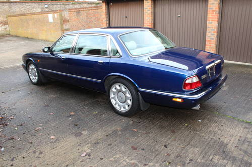 2003  Daimler Super V8  32k miles 'Final Fifty' Production run For Sale (picture 3 of 6)