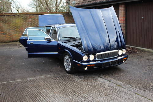 2003  Daimler Super V8  32k miles 'Final Fifty' Production run For Sale (picture 6 of 6)