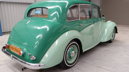 1951 Daimler Consort for sale Firma Trading SOLD (picture 3 of 6)