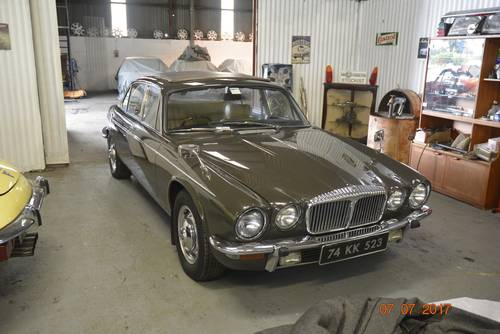 1974 Daimler Jaguar sovereign low mileage for sale SOLD (picture 1 of 6)