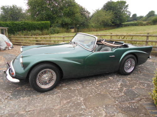 1962 Daimler SP 250 Dart For Sale (picture 1 of 6)