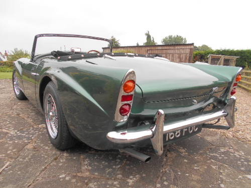 1962 Daimler SP 250 Dart For Sale (picture 2 of 6)