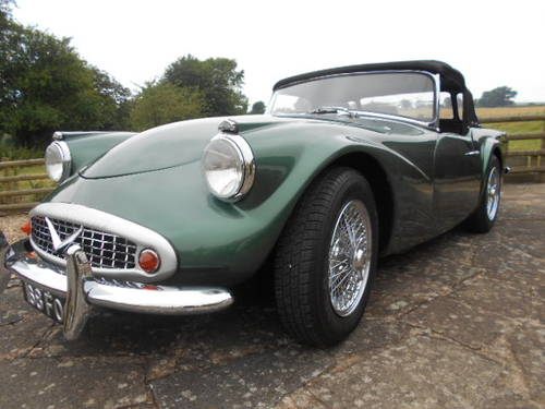 1962 Daimler SP 250 Dart For Sale (picture 3 of 6)