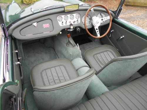 1962 Daimler SP 250 Dart For Sale (picture 4 of 6)