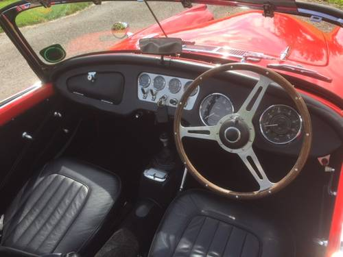 1964 Daimler SP250 (C Spec) for sale in Hampshire.... SOLD (picture 3 of 6)