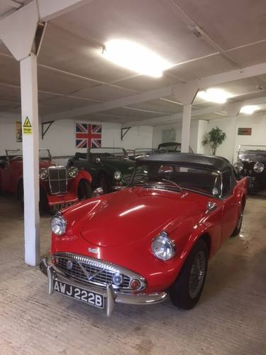 1964 Daimler SP250 (C Spec) for sale in Hampshire.... SOLD (picture 5 of 6)