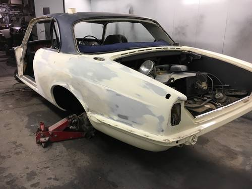 1978 Daimler V12 Coupe, full strip down and refinish, see photos For Sale (picture 6 of 6)