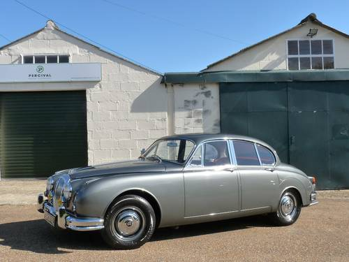 1965 Daimler 2 1/2 litre V8 automatic, 30,000 miles from new SOLD (picture 1 of 6)