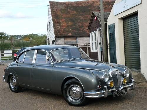 1965 Daimler 2 1/2 litre V8 automatic, 30,000 miles from new SOLD (picture 6 of 6)