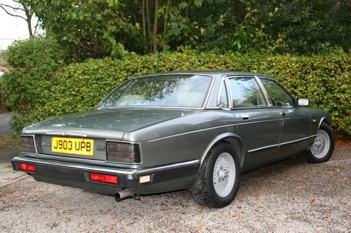 1991 DAIMLER SOVEREIGN 4.0 - XJ6 - EXCELLENT VALUE EXAMPLE SOLD (picture 2 of 6)