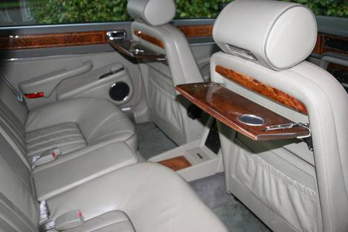 1991 DAIMLER SOVEREIGN 4.0 - XJ6 - EXCELLENT VALUE EXAMPLE SOLD (picture 5 of 6)