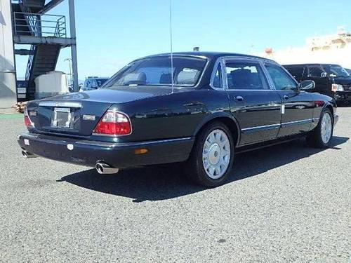 1998 DAIMLER SUPER V8 LONG SUPER 8 LONG WHEEL BASE SUPERCHARGER For Sale (picture 4 of 6)