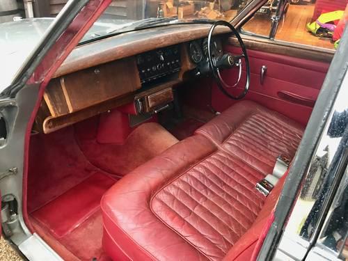 1965 DAIMLER 2 1/2 LITRE V8 SOLD (picture 4 of 6)