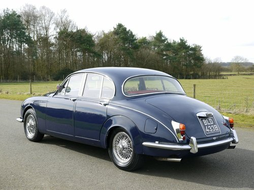 1964 Daimler V8 250 Automatic SOLD (picture 4 of 6)