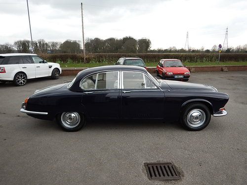 1968 DAIMLER SOVEREIGN 420 Automatic ~  SOLD (picture 3 of 6)