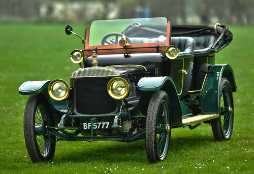 1911 Daimler 6-23 Phaeton For Sale (picture 1 of 6)