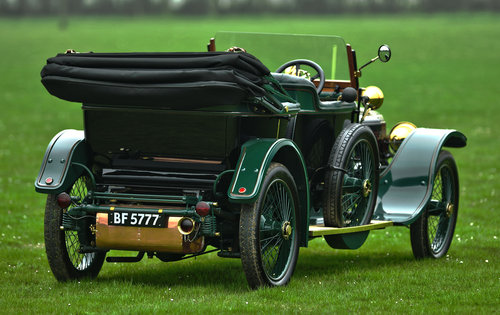 1911 Daimler 6-23 Phaeton For Sale (picture 2 of 6)