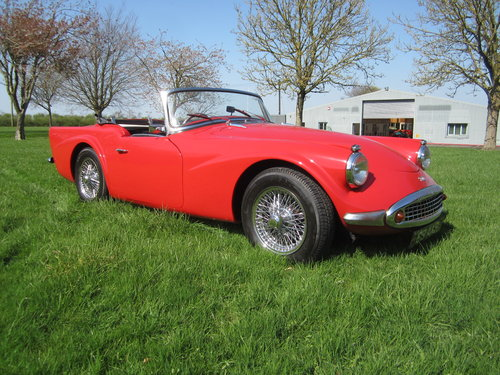 1960 Daimler Dart SP250 For Sale (picture 1 of 6)