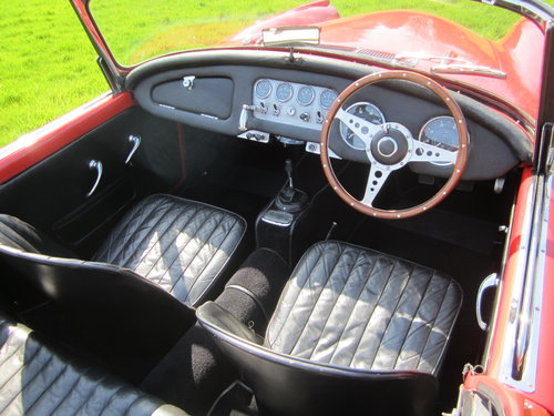 1960 Daimler Dart SP250 For Sale (picture 4 of 6)