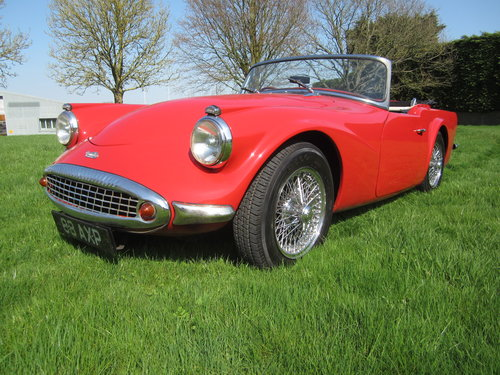 1960 Daimler Dart SP250 For Sale (picture 5 of 6)