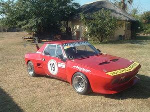 Fiat X19 race car