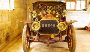 1921 1906 Darracq 10/12 Model R for auction 19th Septmeber For Sale by Auction