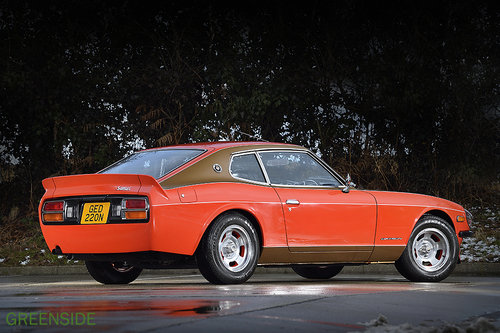 1974 RHD Datsun  For Sale (picture 6 of 6)
