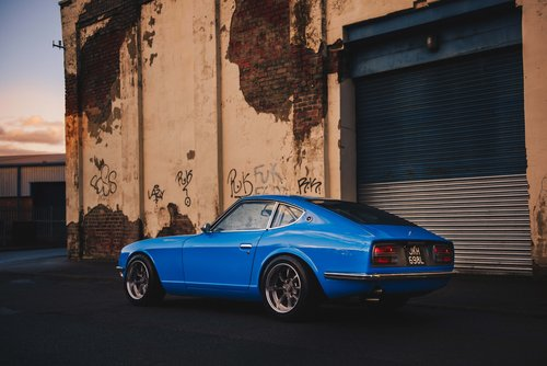 1972 The MZR new 'Sport-Edition' Datsun 240z For Sale (picture 5 of 6)