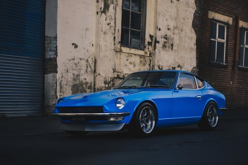 1972 The MZR new 'Sport-Edition' Datsun 240z For Sale (picture 6 of 6)