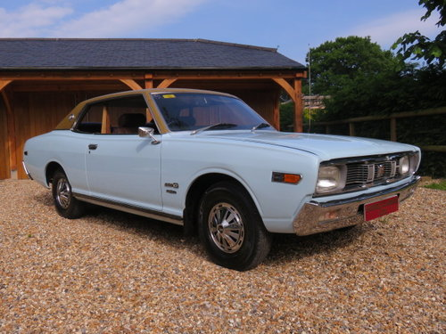 1974 Datsun 260C Pillarless Coupe ( Very Rare Car) For Sale (picture 1 of 6)