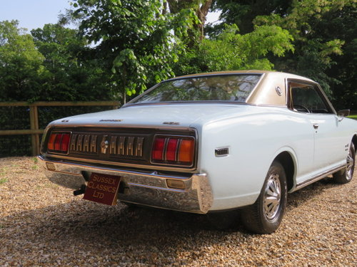 1974 Datsun 260C Pillarless Coupe ( Very Rare Car) For Sale (picture 2 of 6)