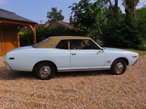 1974 Datsun 260C Pillarless Coupe ( Very Rare Car) For Sale (picture 3 of 6)