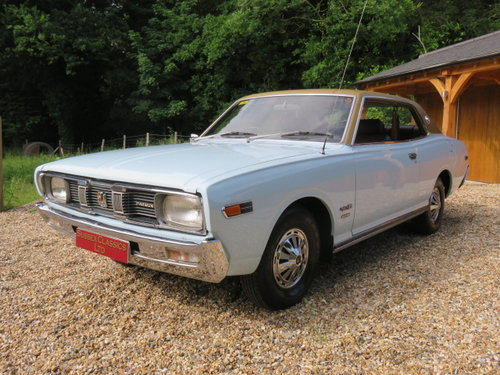1974 Datsun 260C Pillarless Coupe ( Very Rare Car) For Sale (picture 4 of 6)
