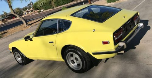 very nice 1971 Datsun 240Z For Sale (picture 5 of 6)