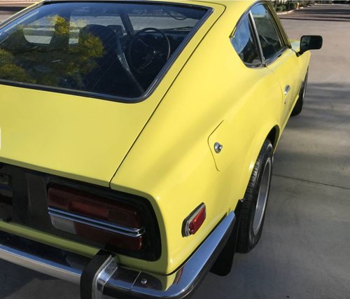 very nice 1971 Datsun 240Z For Sale (picture 6 of 6)