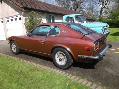 1974 Datsun 260Z For Restoration, LHD, Fresh Import SOLD (picture 1 of 6)