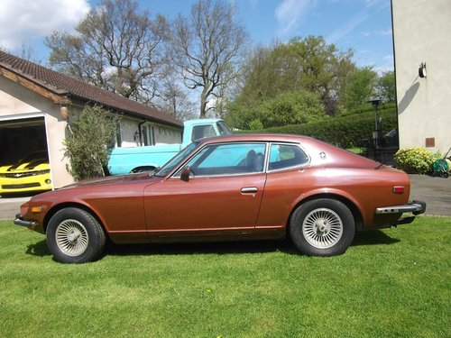 1974 Datsun 260Z For Restoration, LHD, Fresh Import SOLD (picture 6 of 6)