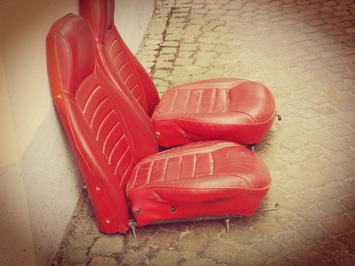 1969 Original and very rare Datsun Seats For Sale (picture 1 of 5)