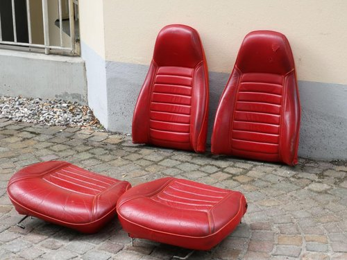 1969 Original and very rare Datsun Seats For Sale (picture 2 of 5)