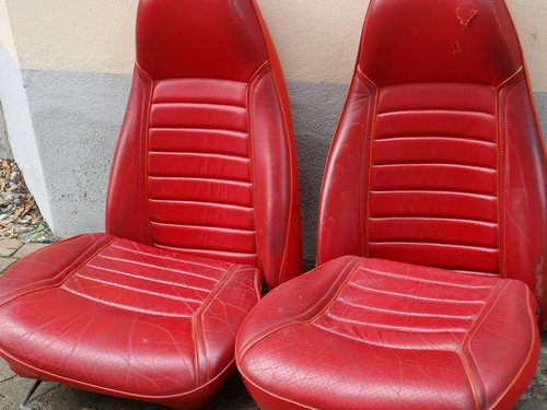 1969 Original and very rare Datsun Seats For Sale (picture 3 of 5)