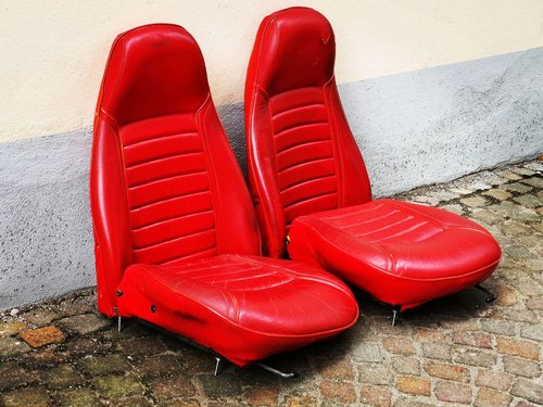 1969 Original and very rare Datsun Seats For Sale (picture 5 of 5)
