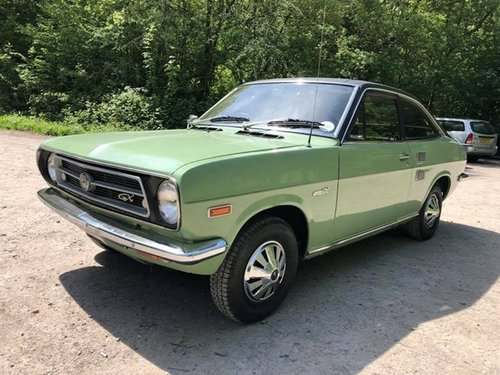 1972 Datsun 1200 Gx Coupe B110 For Sale Car And Classic