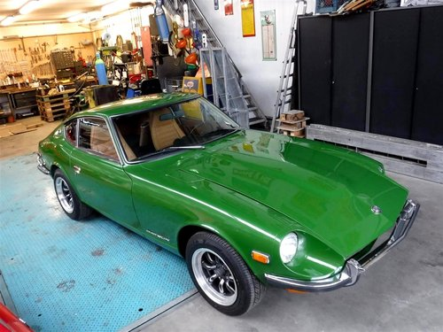 1972 Perfect Datsun 240Z For Sale (picture 1 of 6)